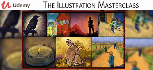 11 1 - دانلود Udemy The Illustration Masterclass آموزش تسلط بر ایلاستریشن