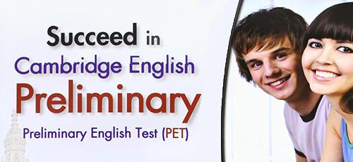 17 1 - دانلود Succeed in Cambridge English Preliminary مجموعه آمادگی برای آزمون پت