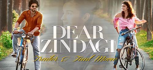 2 43 - دانلود فیلم سینمایی Dear Zindagi 2016 دوبله فارسی