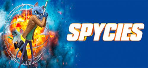 2 44 - دانلود انیمیشن Spycies 2019 ماموران مخفی (اسپایسیس) با دوبله فارسی