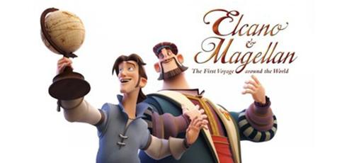 2 51 - دانلود انیمیشن Elcano and Magellan 2019 با دوبله فارسی