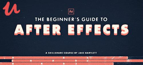 23 - دانلود Udemy The Beginner's Guide to After Effects آموزش مقدماتی افترافکت