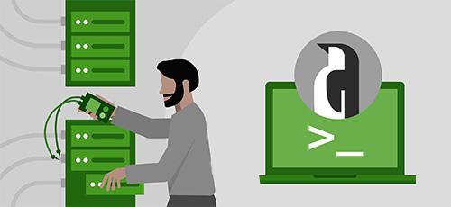 32 - دانلود Lynda Practical Linux for Network Engineers: Part 1 لینوکس عملی برای مهندسان شبکه: قسمت 1