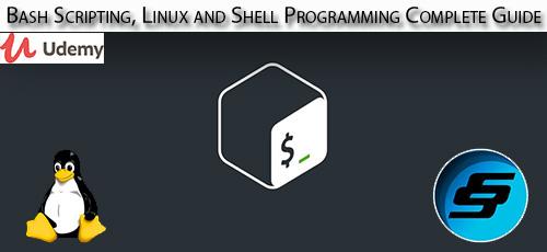39 - دانلود Udemy Bash Scripting Linux and Shell Programming Complete Guide آموزش برنامه نویس شل باش لینوکس