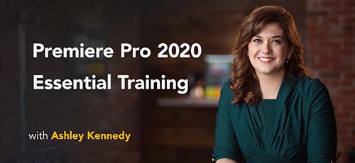 42 - دانلود Lynda Premiere Pro 2020 Essential Training آموزش پریمایر پرو 2020