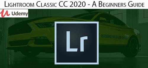 59 - دانلود Udemy Lightroom Classic CC 2020 - A Beginners Guide آموزش مقدماتی لایت روم سی سی کلاسیک