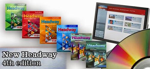 63 - دانلود New Headway 4th edition مجموعه کتاب های نیو هدوی ویرایش چهارم