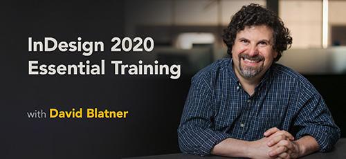 8 4 - دانلود Lynda InDesign 2020 Essential Training آموزش نرم افزار این دیزاین 2020