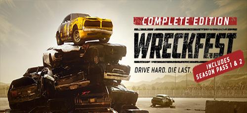 Ok 7 - دانلود بازی Wreckfest برای PC