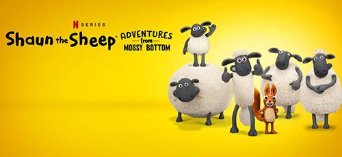 1 113 - دانلود انیمیشن Shaun the Sheep: Adventures from Mossy Bottom 2020