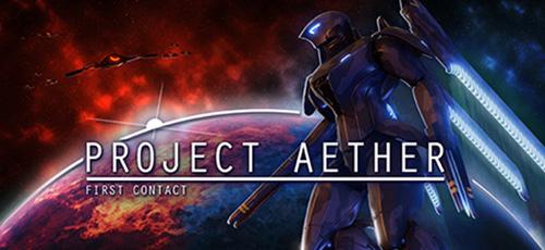 1 119 - دانلود بازی Project AETHER First Contact برای PC