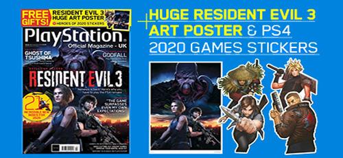 1 121 - دانلود Playstation Official Magazine February 2020 مجله پلی استیشن