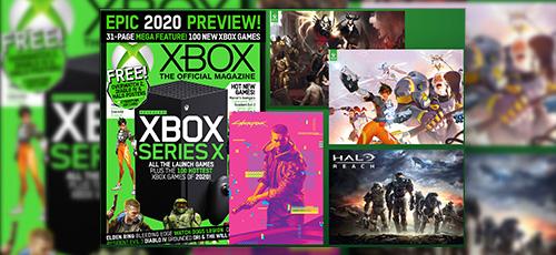 1 122 - دانلود XBOX Official Magazine February 2020 مجله ایکس باکس