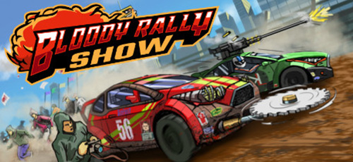 1 123 - دانلود بازی Bloody Rally Show برای PC