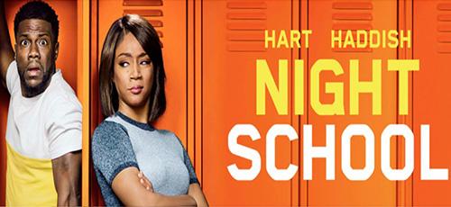 2 93 - دانلود فیلم Night School 2018 دوبله فارسی