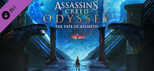 دانلود بازی Assassins Creed Odyssey The Fate of Atlantis برای PC