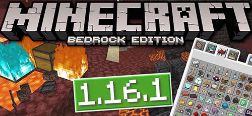 دانلود Minecraft 1.16.1 بازی ماینکرافت برای PC