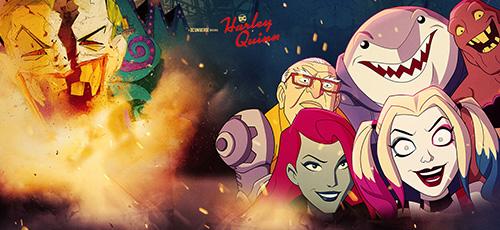 1 24 - دانلود انیمیشن Harley Quinn 2020 هارلی کوئین با زیرنویس فارسی