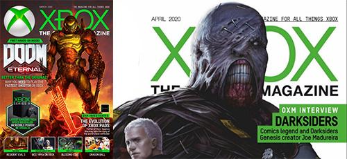 1 28 - دانلود XBOX Official Magazine April 2020 مجله آوریل ایکس باکس