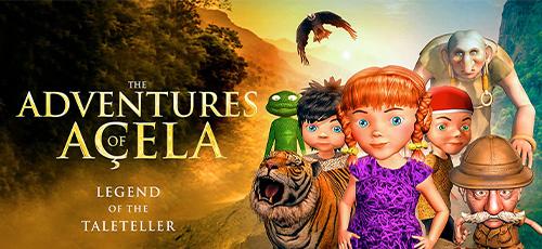 1 74 - دانلود انیمیشن The Adventures of Acela 2020 ماجراهای آسلا