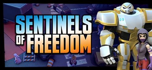 1 88 - دانلود بازی Sentinels of Freedom برای PC