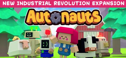 1 - دانلود بازی Autonauts برای PC