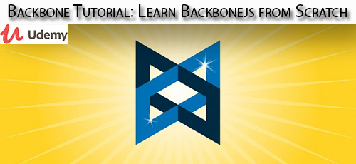 13 - دانلود Udemy Backbone Tutorial: Learn Backbonejs from Scratch آموزش کامل بک بون جی اس
