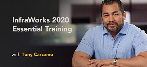 18 - دانلود Lynda InfraWorks 2020 Essential Training آموزش نرم افزار اینفراورکس 2020