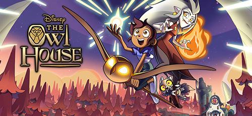 2 14 - دانلود انیمیشن The Owl House 2020 خانه جغد فصل اول با دوبله فارسی