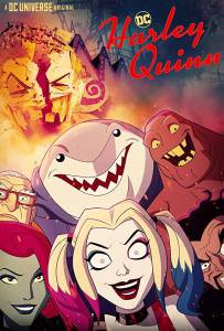 2 18 203x300 - دانلود انیمیشن Harley Quinn 2020 هارلی کوئین با زیرنویس فارسی