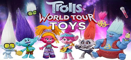 2 27 - دانلود انیمیشن Trolls World Tour 2020 با دوبله فارسی