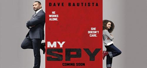 2 44 - دانلود فیلم My Spy 2020 با دوبله فارسی