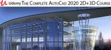 8 7 222x100 - دانلود Udemy The Complete AutoCad 2020 2D+3D Course آموزش کامل اتوکد 2020 دو بعدی و سه بعدی