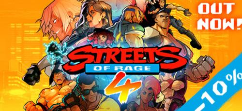 1 2 - دانلود بازی Streets of Rage 4 برای PC