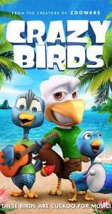 1 35 158x300 - دانلود انیمیشن Crazy Birds 2019