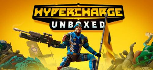 1 58 - دانلود بازی HYPERCHARGE Unboxed برای PC
