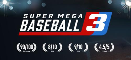 1 64 - دانلود بازی Super Mega Baseball 3 برای PC