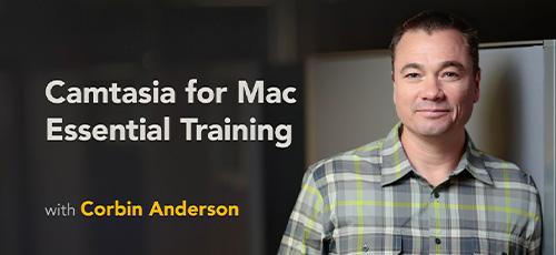 11 1 - دانلود Lynda Camtasia 2019 for Mac Essential Training آموزش کمتاسیا 2019 برای مک