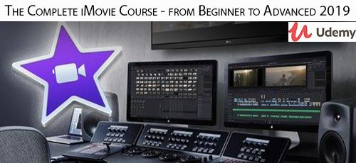 12 - دانلود Udemy The Complete iMovie Course - from Beginner to Advanced 2019 آموزش کامل مقدماتی تا پیشرفته آی مووی 2019