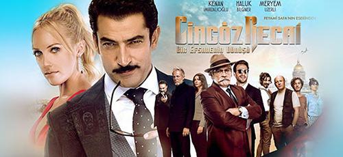 2 53 - دانلود فیلم Cingöz Recai 2017 دوبله فارسی