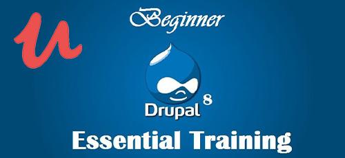 20 - دانلود Udemy Drupal 8 Essential Training آموزش دروپال 8