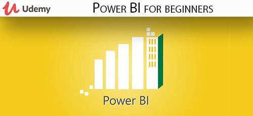 28 - دانلود Udemy Power BI for beginners آموزش مقدماتی پاور بی آی