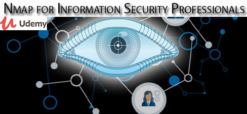 29 - دانلود Udemy Nmap for Information Security Professionals آموزش انمپ برای امنیت داده حرفه ای