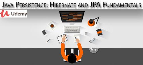 9 1 - دانلود Udemy Java Persistence: Hibernate and JPA Fundamentals آموزش مانایی جاوا: هایبرنیت و مبانی جی پی ای