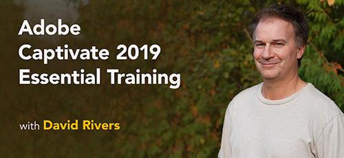 1 120 - دانلود Lynda Adobe Captivate 2019 Essential Training آموزش ادوبی کپتیویت 2019