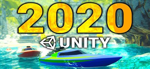 1 124 - دانلود Unity Pro 2020.1.6f1 Win+Mac ساخت بازی های 3 بعدی