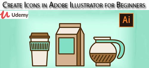 3 79 - دانلود Udemy Create Icons in Adobe Illustrator for Beginners آموزش مقدماتی ساخت آیکون در ادوبی الاستریتور