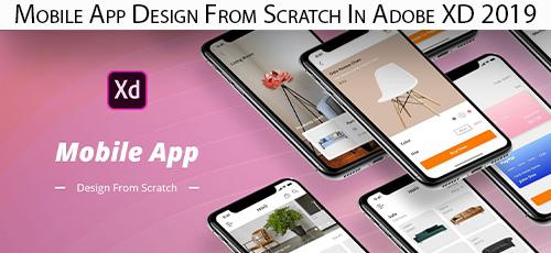 7 18 - دانلود Skillshare Mobile App Design From Scratch In Adobe XD 2019 آموزش طراحی اپ موبایل با ادوبی ایکس دی 2019