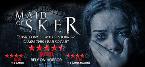 1 115 - دانلود بازی Maid of Sker برای PC