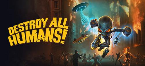 1 117 - دانلود بازی Destroy All Humans برای PC